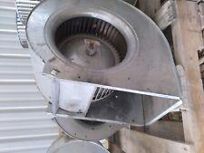 Complete Squirrel Blower Fan 3 Speed 15hp 110v