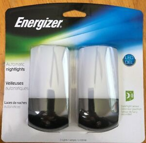 Energizer Sports Theme LED Automatic Plug In Night Light BASEBALL or SOCCER New
