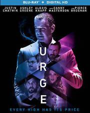 Urge (Blu-ray Disc, 2016) NO DIGITAL, Pierece Brosnan