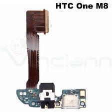 Connettore dock flat ricarica microfono flex carica jack audio cuffie HTC One M8