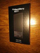 *USA Model, New, Sealed* BlackBerry KEY2 Smartphone -- Black, 64 GB (BBF100-2)