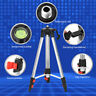 Laser Level Self-Levelling Cross Line Measuring Tripod Stand 1.2m with Bag