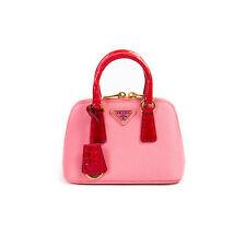 Prada Mini Saffiano Lux Promenade Bag