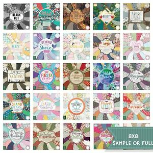 """First Edition 8x8"""" paper pad - various inc Christmas - full - sample FREE P&P!"""