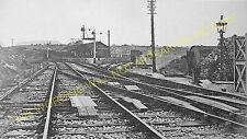 Plymstock Railway Station Photo. Plymouth - Oreston. Turnchapel Line. L&SWR (5)