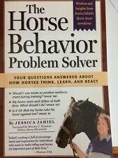 "Jessica Jahiel ""The Horse Behavior Problem Solver"" book"
