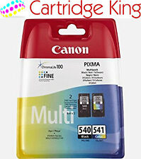More details for genuine original pg-540 cl-541 combo for canon pixma mg4150 mg4250