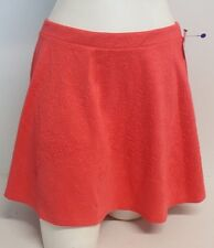 Aeropostale Pink with Design Size Large Skirt