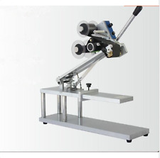 Manual Hot Stamping Coding Printer Machine Ribbon Coding Date Batch Character B