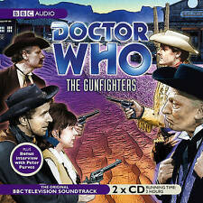 Doctor Who : The Gunfighters (Classic TV Soundtrack) by Donald Cotton (CD-Audio)