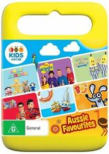 ABC Kids - Aussie Favourites (DVD, 2016) R4 New