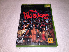 The Warriors (Microsoft Xbox, 2005) Original Release Complete Excellent!