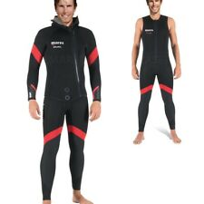 Mares Dual Wetsuit sub Neoprene 5mm with Zipper and Hood Wetsuit