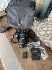 Nikon D3200 24.2mp digital slr camera Bundle