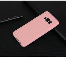 For Samsung Galaxy S8 Plus S7 Edge J3 A5 Soft Case Thin Shockproof Phone Cover
