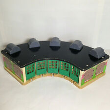 Thomas and Friends Wooden Train Roundhouse