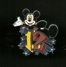 Mickey Mouse 2012 Splendid Walt Disney Pin