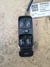 MERCEDES C CLASS Electric Window Switch (203) Front Right 00-07 A2038210679