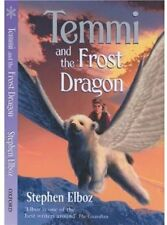 Temmi And The Frost Dragon By  Stephen Elboz, Lesley Harker