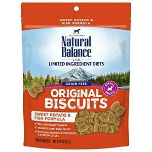 Natural Balance L.I.T. Limited Ingredient Treats Small Breed Dog Treats, Sweet
