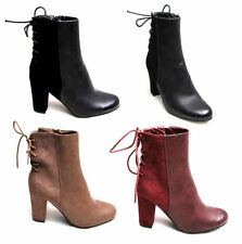 Zip Ankle Boots Formal Shoes for Women