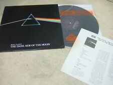 PINK FLOYD KOREA LP 8TRACKS THE DARK SIDE OF THE MOON 1979 OLE-288 PURPLE LABEL