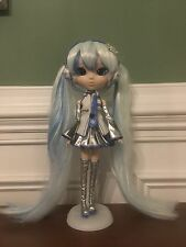 Groove Pullip Vocaloid Yuki Snow Miku Fashion Doll Action Figure- SOLD OUT