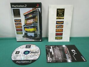 PlayStation2 -- Yamasa Digi World 4 -- included leaflet. JAPAN GAME. 38524