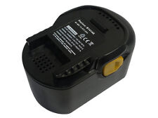 14.4V 3000mAh Batterie pour AEG 4932399700, 4932 3997 00, 1 année garantie