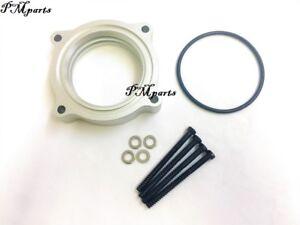 Billet Aluminum Throttle Body Spacer fit 06-10 DODGE CHRYSLER 300 2.7L 3.5L V6