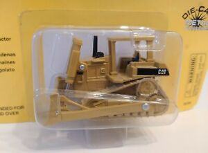 NORSCOT DIE-CAST 1:64 Scale CAT D6H TRACK-TYPE TRACTOR Old Stock