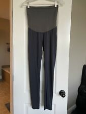 A Pea In The Pod Maternity Leggings Grey Size S