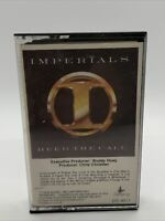 Imperials Heed The Call Audio Cassette Tape DC-4011 Rare HTF