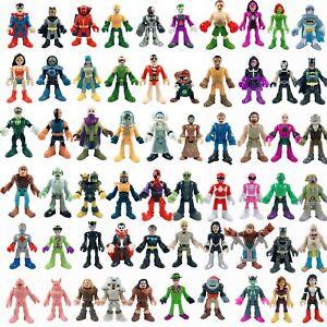 Multi IMAGINEXT DC Super Friends Power Rangers Bling Bag Series- Your Choice