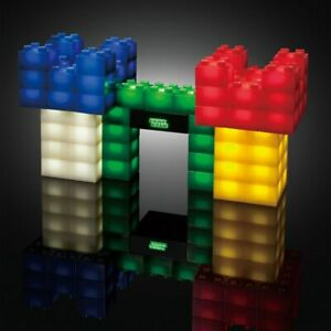 LIGHT STAX Illuminated Blocks Mega Set  - 102 Pc