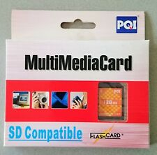 Tarjeta de Memoria MMC - Multimedia Card 128GB - Compatible con formato SD