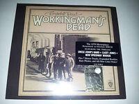 cd musica grateful dead workingman's dead  remastered + bonus tracks