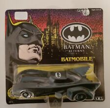 ERTL BATMAN RETURNS BATMOBILE CAR DIECAST NEW & SEALED