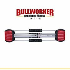 Bullworker 20 Steel Bow - Full Body Workout - Portable Home Gym Isometric Exerc