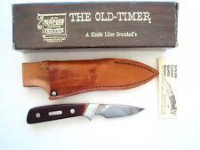 ORIGINAL USA MADE SCHRADE 156OT  LITTLE FINGER OLD TIMER CAPPING KNIFE