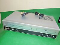 DAEWOO Dual Deck DVD Player VCR VHS VIDEO CASSETTE Recorder Combo FAULTY
