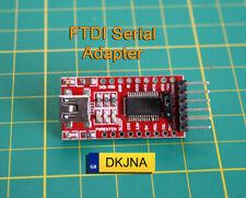 FTDI Serial Adapter FT232RL FT232 TTL 3.3V USB Converter for Arduino Mini  Gift