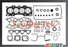 Fit 90-01 Honda Acura B18A1 B18B1 non-VTEC Engine MLS Cylinder Head Gasket Set
