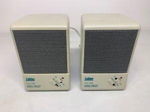 Vintage Labtec CS-150 Computer Speakers