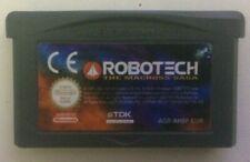 Robotech The Macross Saga Game Boy Advance