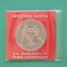 1974 Western Samoa One Dollar $1 Still mint sealed SNo45191