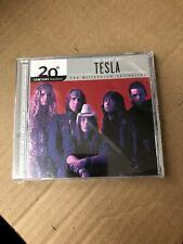 Tesla - Best Of - Millennium Collection - CD - Brand New!