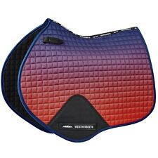 Weatherbeeta Prime OMBRE Jump GP Dressage Saddle Pad Cloth Matchy Matchy