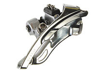 SHIMANO NEXAVE FD-T401 MTB FRONT GEAR deragliatore MECH INFERIORE PULL 31.8mm NOS