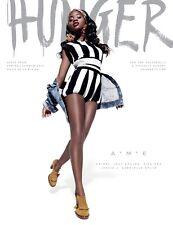THE HUNGER Magazine by RANKIN #4 A*M*E Chanel Iman ABBEY CLANCY Iggy Azalea @NEW